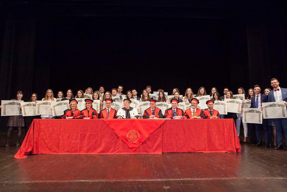 Trentaquatro nuovi infermieri si sono laureati oggi