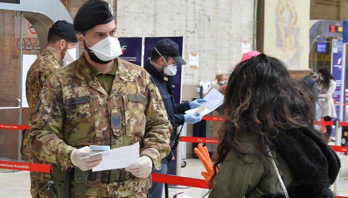 L'esercito italiano ricerca infermieri